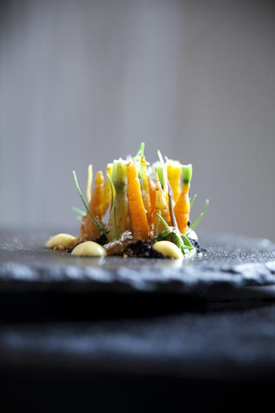 agapé carottes galanga